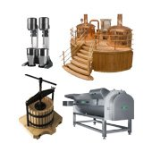 Equipment for the production of beverage