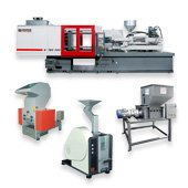 Machines for processing of non-metallic materials