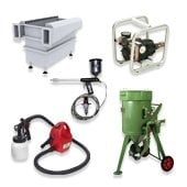Painting and coating equipment