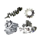 Automobile engines and spare parts