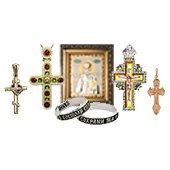 Artigos de jóias de igreja