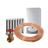 Pipes for water, gas, heating supplies