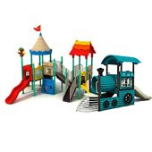 Equipment for children playgrounds