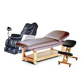 Massage equipment and accessories