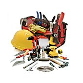 Installation and repair of construction equipment