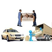 Taxi, move and movers
