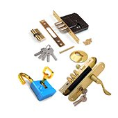 Lock picking and door lock repair