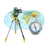 Cartographical, design and survey works