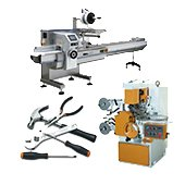 Repair of packaging equipment