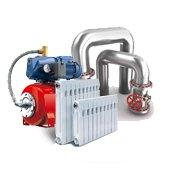 Water-, Gas-, Heating supplies