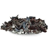 Ferrous and nonferrous metal scrap