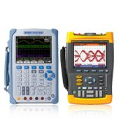 Electronic measuring instruments and devices