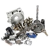 Parts and components of general application in instrument making industry