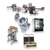 Equipment for confectionery production