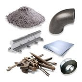 Metals, rolling, moulding, hardware buy wholesale and retail Algeria on Allbiz