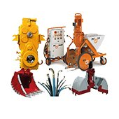 Construction equipment buy wholesale and retail Republic of South Africa on Allbiz