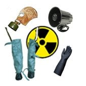 Technogenic safety equipment