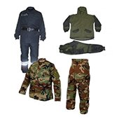Uniforms clothing