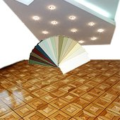 Floors and ceilings