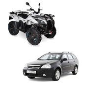 Rent and lease of auto, motorcycle and bicycle equipment