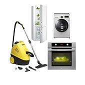 home appliances in Spain - Service catalog, order wholesale and retail at https://es.all.biz